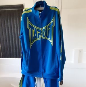Tapout Jacket and pant set